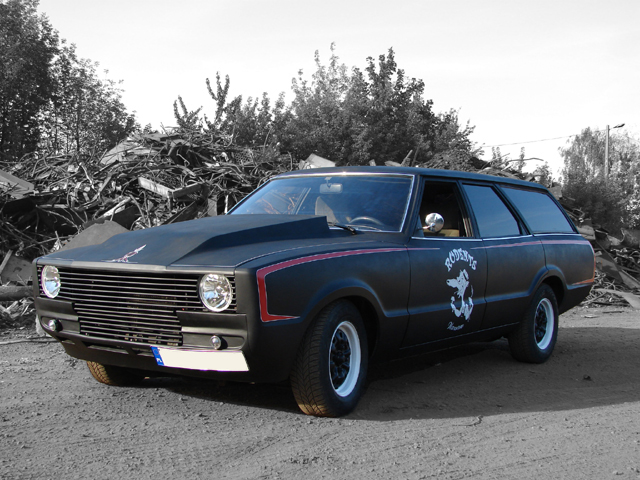 Interceptor funky garage ford taunus tc iii 1 for Garage ford 62