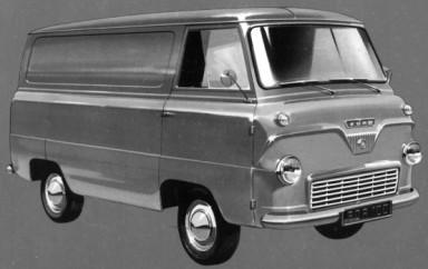 Ford Thames 400E