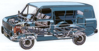 Ford Transit '78 1/2