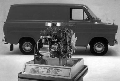 Ford Transit - 2.4 Diesel 'York'