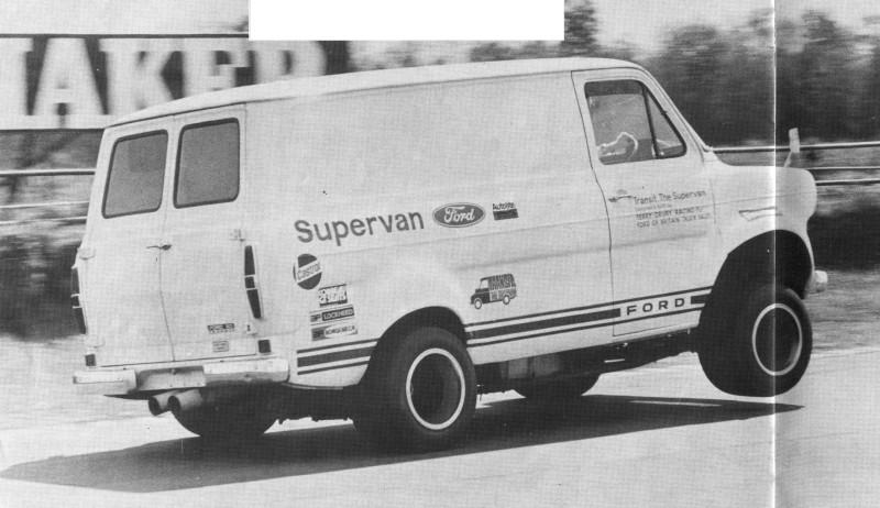 Transit Supervan I