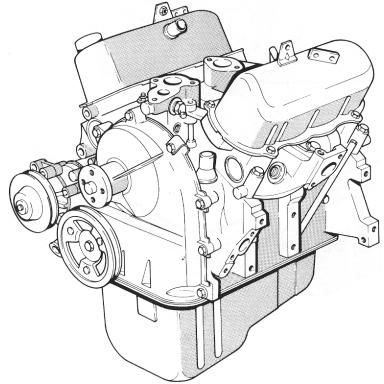 Silnik V4 1.3-1.7