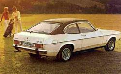 Ford Capri Mk II Ghia