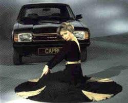 Ford Capri Mk II JPS