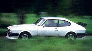 Ford Capri Mk III 2.8 Turbo