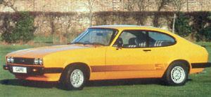 Ford Capri Mk III 'S'