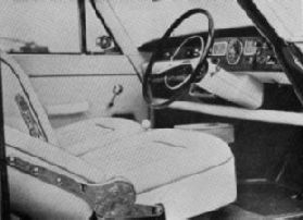 Ford Consul Capri Hooper