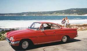 Ford Consul Capri 335