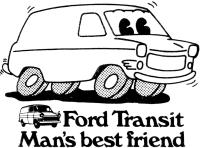 Ford Transit Mk I