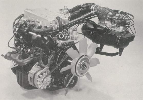 Silnik 2800 V6