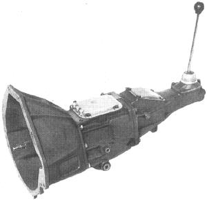 skrzynia biegów Ford typ 5