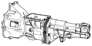 skrzynia biegów Ford typ 9