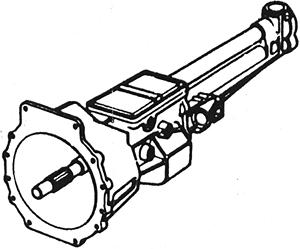 skrzynia biegów Ford typ E