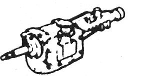 skrzynia biegów Ford typ J