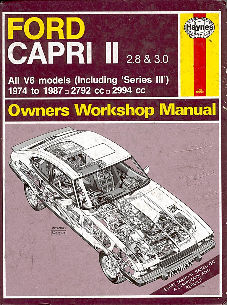 Tytuł: Ford Capri ...