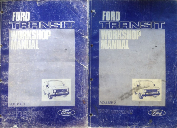 ford transit workshop manual pdf